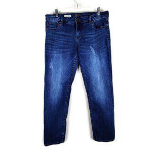 KUT from the Kloth Boyfriend Jeans. Size: 12